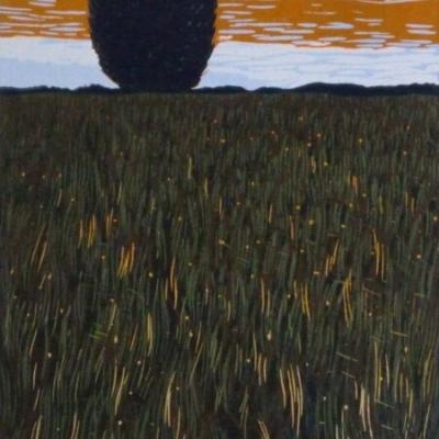 Field & Tree, 17.5x13.5cm, ed:22, £100