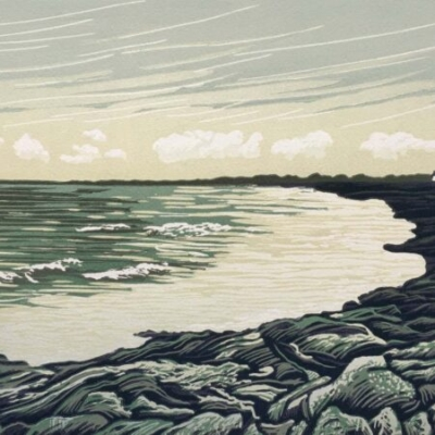 Brittany Seascape, 20x24, ed: 20, £175