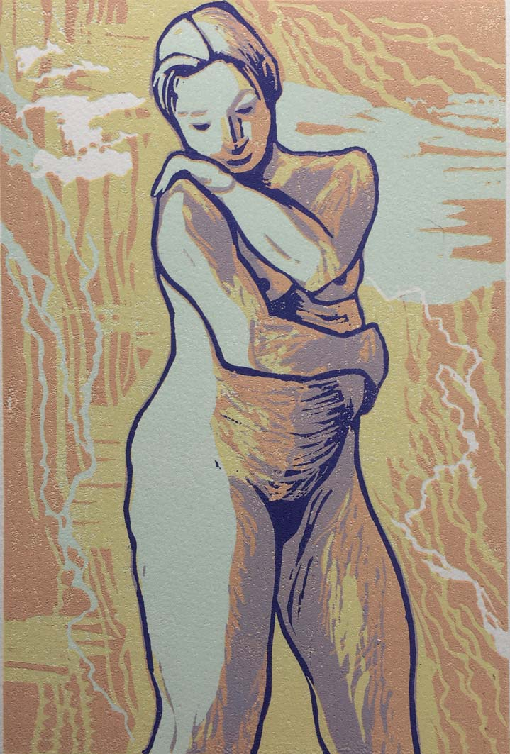Standing Woman, ed:10, £150