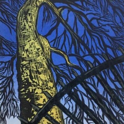 At Blackfriars, 26x17.5cm, ed: 20, £195
