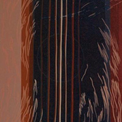 Untroubled, 24x20cm, ed:4, £195